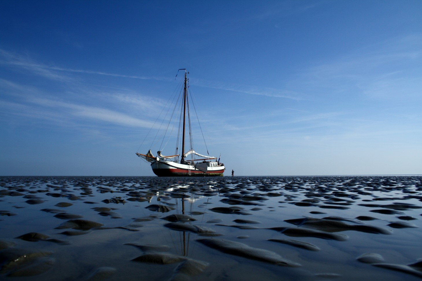 Sailing holiday Waddensea