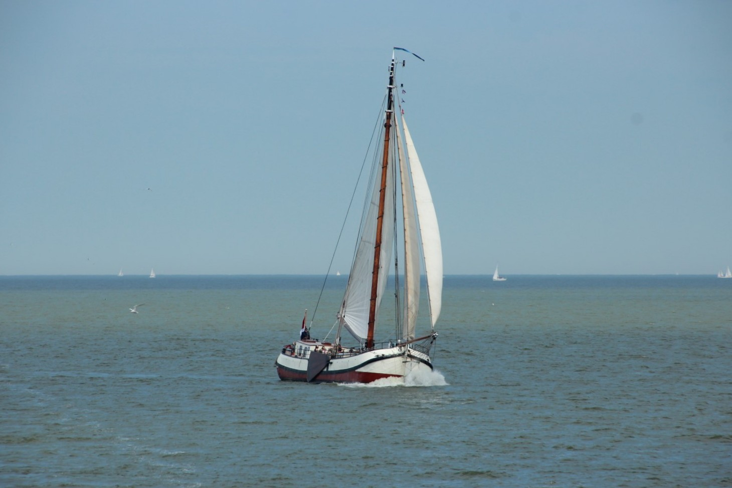 Sailing holiday IJsselmeer the Netherlands
