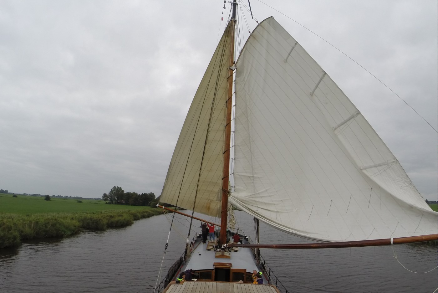 Sailing holiday Friesland Eendracht
